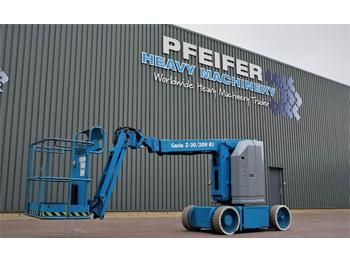 Genie Z30/20NRJ Electric, 10.9m Working Height, Rotating  - articulated boom