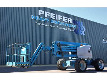 Articulated boom Genie Z45/25JRT Diesel, 15.8m Working Height, 7.7m Reach