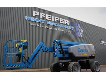 Articulated boom Genie Z-45 FE/DC New, Bi-Energy, (Diesel - Battery) 16m