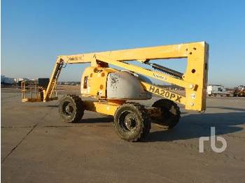 Articulated boom HAULOTTE HA20PX