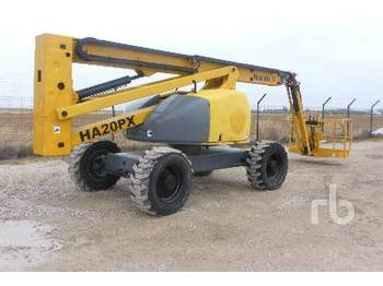 Articulated boom HAULOTTE HA20PX Articulated