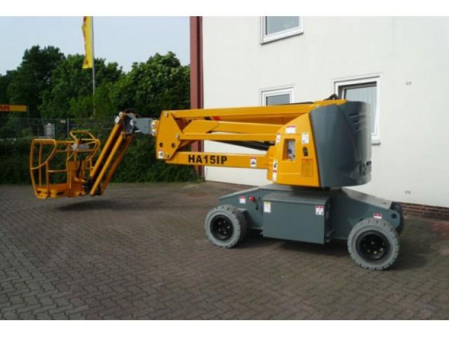new haulotte ha 15 ip 15 00m dpx 4206 articulated boom for sale rh truck1 eu