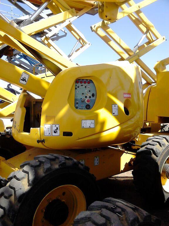 articulated boom HAULOTTE HA 18 SPX