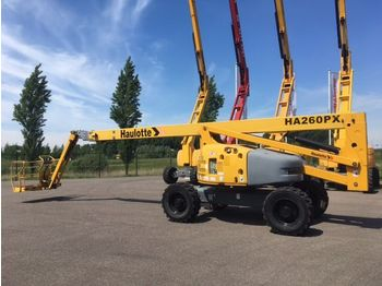 Articulated boom HAULOTTE HA 260 PX