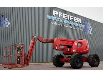 Articulated boom Haulotte HA16PXNT Diesel, 4x4x4 Drive, 16m Working Height,