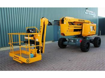 Articulated boom Haulotte HA16RTJ Valid inspection, *Guarantee! 16 m Working