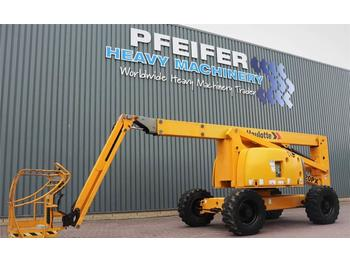 Articulated boom Haulotte HA20PX Diesel, 4x4x4 Drive, 20.65m Working Height,