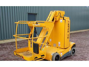 Articulated boom Haulotte STAR 10AC Valid inspection, *Guarantee! Electric,