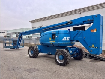 Articulated boom JLG 800 AJ + NEW TYRES