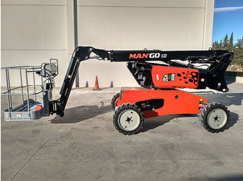 MANITOU MAN'GO 12 - articulated boom