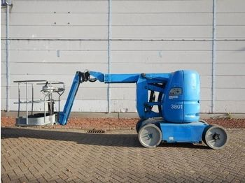 Articulated boom MAN ITOU 120AETJ 3D - V22524: picture 1
