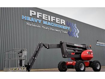 Articulated boom Manitou 180ATJ Diesel, 4x4x4 Drive, 18.2 m Working Height,