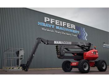 Articulated boom Manitou 200ATJ Diesel, 4x4x4 Drive, 20m Working Height, Ji