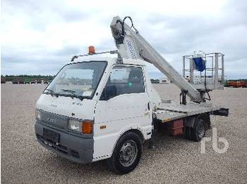 Mazda E2200 W/Multitel 145Alu 14.50M - articulated boom