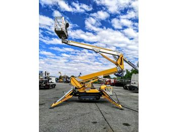 Multitel SMX250 - articulated boom