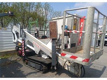 Multitel SMX 170 - articulated boom