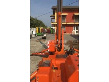 Multitel smx225 - articulated boom