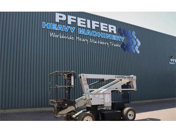 Articulated boom Niftylift HR12NDE Bi-Energy, 12.2m Working Height, 6.10m Rea