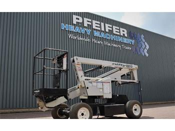 Articulated boom Niftylift HR12NDE Bi-Energy, 12.2m Working Height, 6.1m Reac