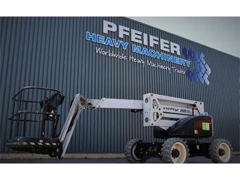 Articulated boom Niftylift HR15D 4x4 Diesel, 4x4 Drive, 15.7m Working Height,