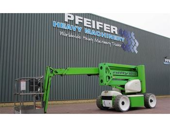 Articulated boom Niftylift HR15NDE Hybrid, 15.6m Working Height, Non Marking
