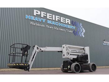 Articulated boom Niftylift HR15N HYBRID MK3 Bi-Energy, (Diesel - Battery) 15.