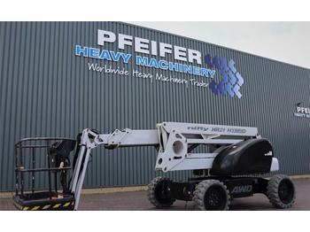 Articulated boom Niftylift HR21 HYBRID 4X4 Bi Energy, 20.8 m Working Height,