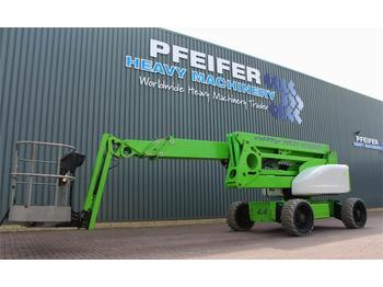 Articulated boom Niftylift HR28 HYBRID Valid inspection, *Guarantee! Hybrid,