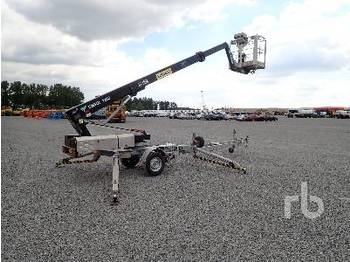 OMME 1250EBZ - articulated boom