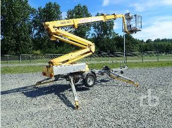 OMME 1830EBZX Electric Tow Behind Articulated - articulated boom
