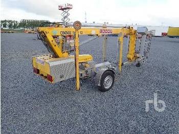 OMME MINI 12EZ Tow Behind - articulated boom