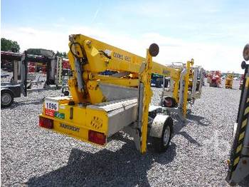 Omme 1550EBZX Tow Behind Articulated - articulated boom