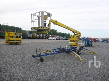Omme 1550 EBZX Electric Tow Behind Articulated - articulated boom