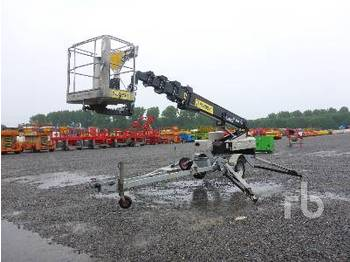 Omme 2100EBZ-P Electric Tow Behind - articulated boom