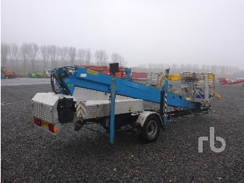 Omme 25000D Electric Tow Behind - articulated boom