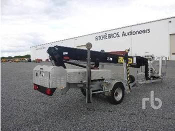 Omme 2500EBZ-P Electric Tow Behind - articulated boom