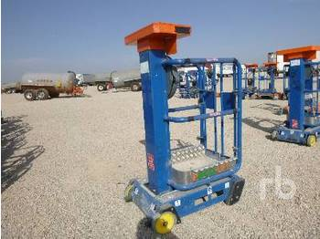Articulated boom POWER TOWER PECOLIFT PLUS Tow Behind