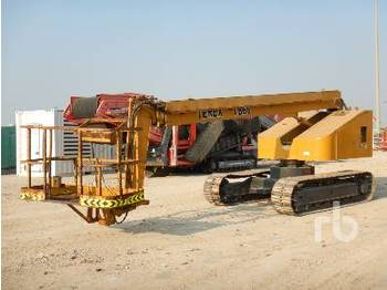 TEREX TB66 Crawler - articulated boom