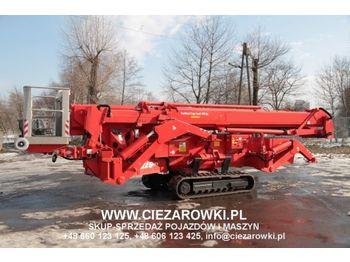 TEUPEN 10 mth LEO 40 GTX BUCKET CRAWLER LIFT NEW - articulated boom
