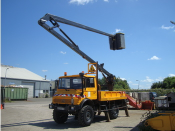 UNIMOG U1150L -417- 15 Meter boom - articulated boom