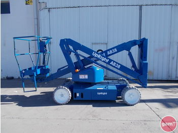 UPRIGHT AB38W - articulated boom
