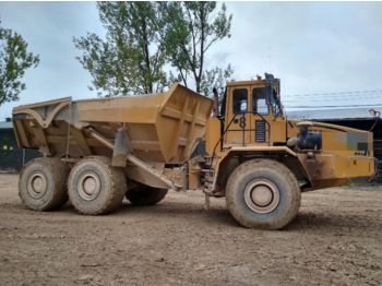 Articulated dumper BELL B35C: picture 1