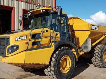 Articulated dumper Bell B30E 6x6