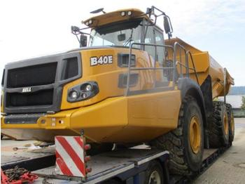 Articulated dumper Bell B40 E