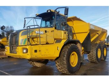 Articulated dumper Bell B50D