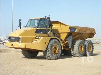 CATERPILLAR 740 6x6 - articulated dumper