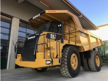 CAT Typ 772 Muldenkipper - Dumper  - articulated dumper