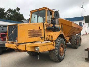 VOLVO A25 / - articulated dumper