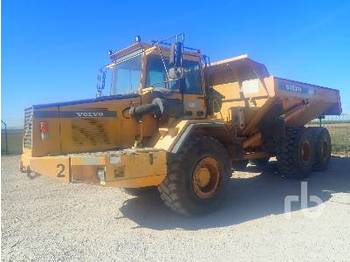 VOLVO A30C 6x6 - articulated dumper
