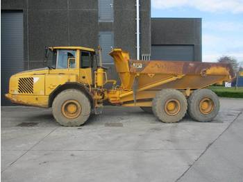 Volvo A 25 D - articulated dumper
